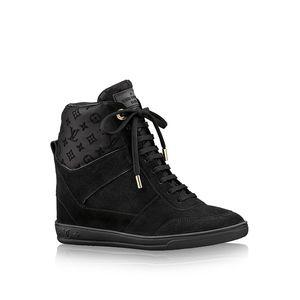 Louis Vuitton | Millennium Wedge Sneaker